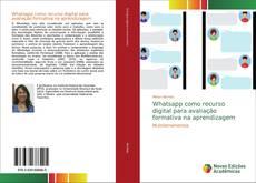 Buchcover von Whatsapp como recurso digital para avaliação formativa na aprendizagem