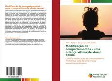 Capa do livro de Modificação de comportamentos - uma criança vítima de abuso sexual