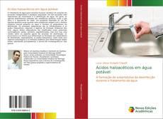 Capa do livro de Ácidos haloacéticos em água potável