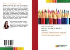 Bookcover of Gestão escolar e política pública