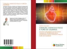 Buchcover von Coração, Exercício físico e fumo de cigarros