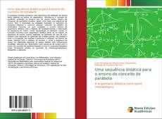 Uma sequência didática para o ensino do conceito de parábola kitap kapağı