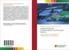Bookcover of Programação de Computadores na Educação Básica