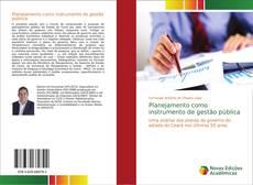 Copertina di Planejamento como instrumento de gestão pública