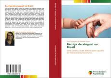 Capa do livro de Barriga de aluguel no Brasil