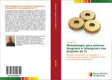 Capa do livro de Metodologia para estimar tangíveis e intangíveis nos projetos de TI