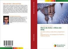 Capa do livro de Obra de Arte x Obra-de-Arte