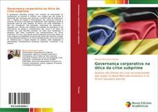 Bookcover of Governança corporativa na ótica da crise subprime