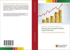 Capa do livro de Fatores de competitividade organizacional