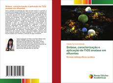 Bookcover of Síntese, caracterização e aplicação de TiO2 anatase em efluentes