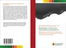 Modelagem sísmica em reservatórios petrolíferos的封面