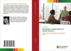 Bookcover of O trabalho cooperativo em Redes Sociais