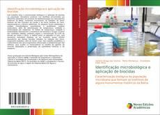 Buchcover von Identificação microbiológica e aplicação de biocidas
