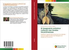 Capa do livro de O imaginário artístico cultural nas lendas tocantinenses