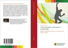 Capa do livro de Comunicação, consumo e juventude