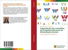 Capa do livro de Capacitação dos conselhos do Programa Nacional de Alimentação Escolar
