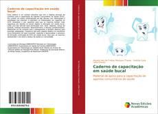 Capa do livro de Caderno de capacitação em saúde bucal