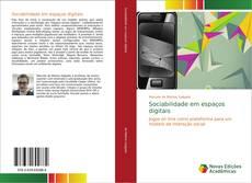 Bookcover of Sociabilidade em espaços digitais