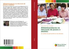 Borítókép a  Alfabetizandos/as na educação de jovens e adultos: - hoz