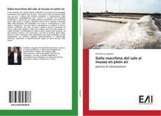 Bookcover of Dalla macchina del sale al museo en plein air