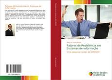 Couverture de Fatores de Resistência em Sistemas de Informação