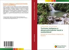 Capa do livro de Turismo indígena e desenvolvimento local e sustentável