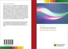 Bookcover of O Lema de Darboux