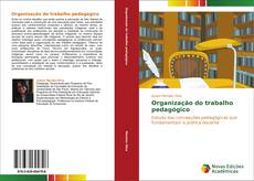 Bookcover of Organização do trabalho pedagógico