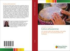 Bookcover of Cultura afrocearense