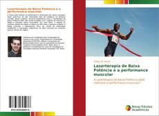 Portada del libro de Laserterapia de Baixa Potência e a performance muscular