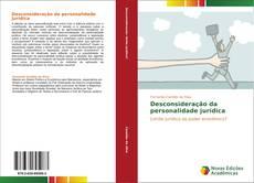 Bookcover of Desconsideração da personalidade jurídica
