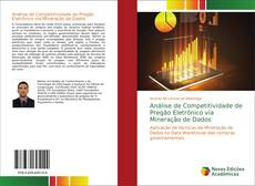 Portada del libro de Análise de Competitividade de Pregão Eletrônico via Mineração de Dados