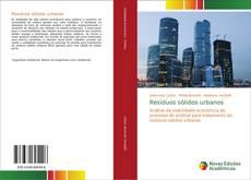 Bookcover of Resíduos sólidos urbanos