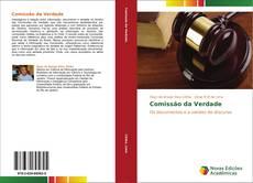 Capa do livro de Comissão da Verdade