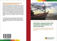Capa do livro de Dinâmica populacional do camarão sete-barbas no Rio de Janeiro