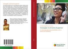 Capa do livro de Inovação no Ensino Superior