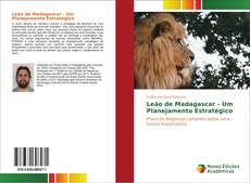Copertina di Leão de Madagascar - Um Planejamento Estratégico