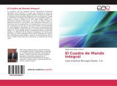 Bookcover of El Cuadro de Mando Integral