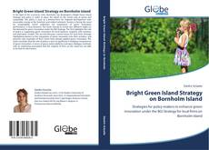 Buchcover von Bright Green Island Strategy on Bornholm Island