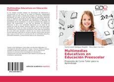Portada del libro de Multimedias Educativos en Educación Preescolar
