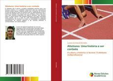 Capa do livro de Atletismo: Uma história a ser contada