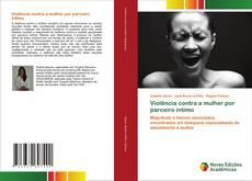 Capa do livro de Violência contra a mulher por parceiro íntimo