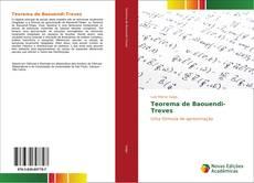 Portada del libro de Teorema de Baouendi-Treves