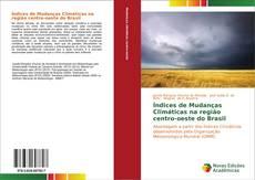 Portada del libro de Índices de Mudanças Climáticas na região centro-oeste do Brasil