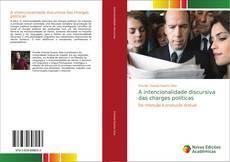 Capa do livro de A intencionalidade discursiva das charges políticas