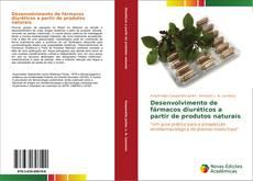 Capa do livro de Desenvolvimento de fármacos diuréticos a partir de produtos naturais