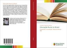 Capa do livro de Educação Rural no Brasil