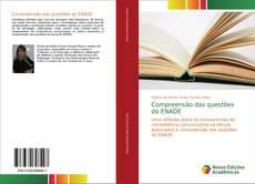 Portada del libro de Compreensão das questões do ENADE