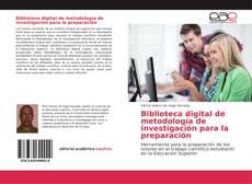 Buchcover von Biblioteca digital de metodología de investigación para la preparación