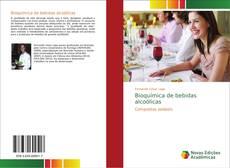 Portada del libro de Bioquímica de bebidas alcoólicas